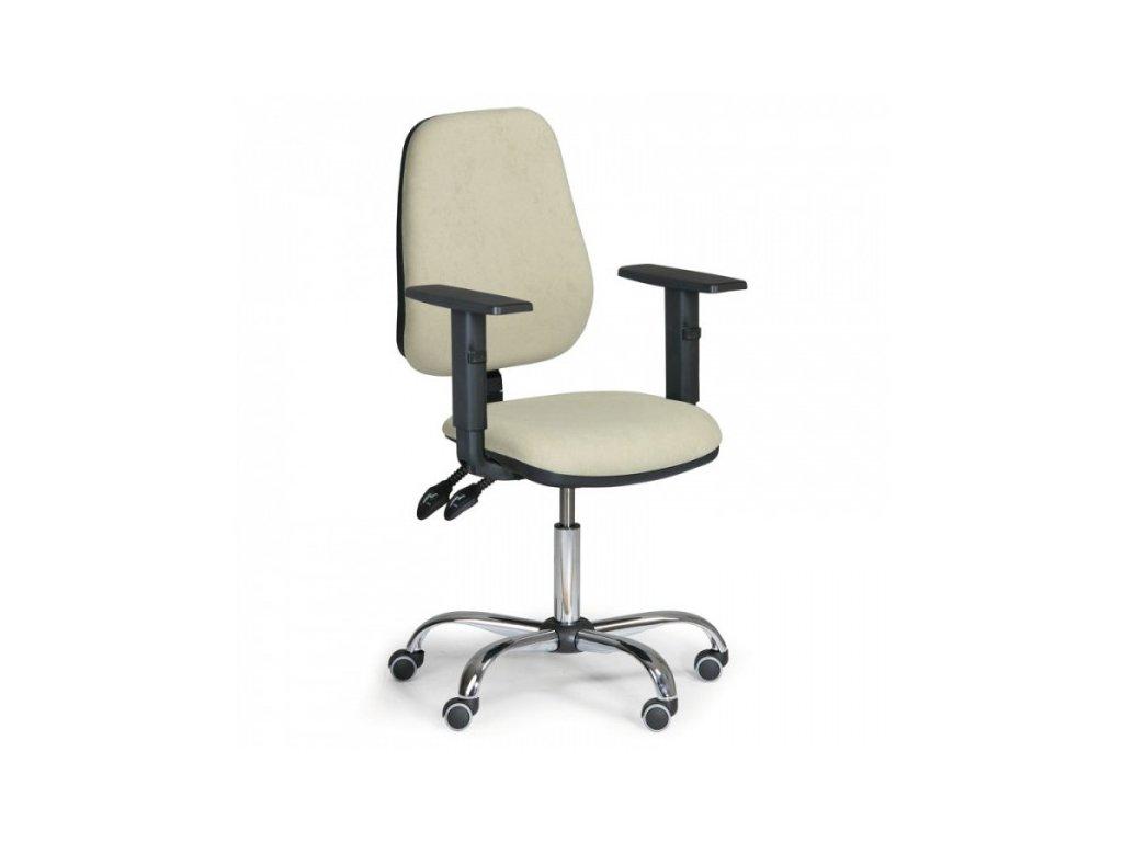 Pracovní židle Alex s područkami