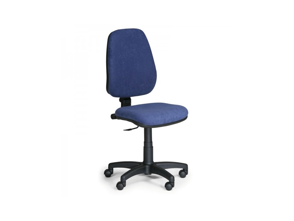 Pracovní židle Comfort bez područek