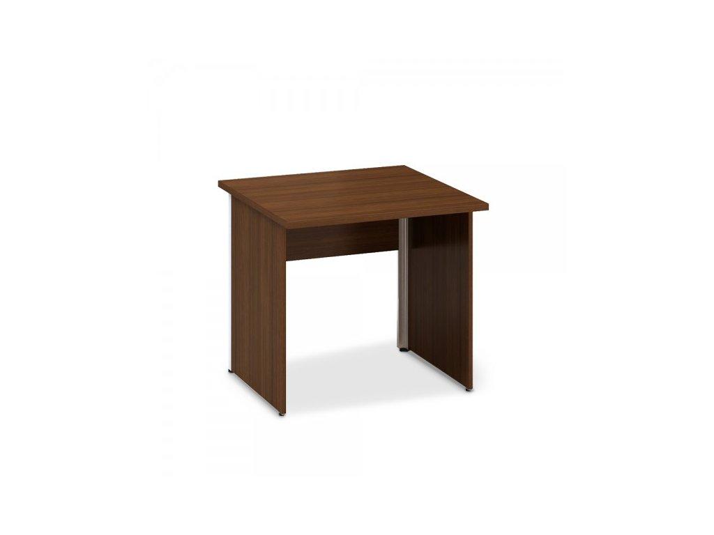 Stůl ProOffice A 80 x 80 cm / Ořech