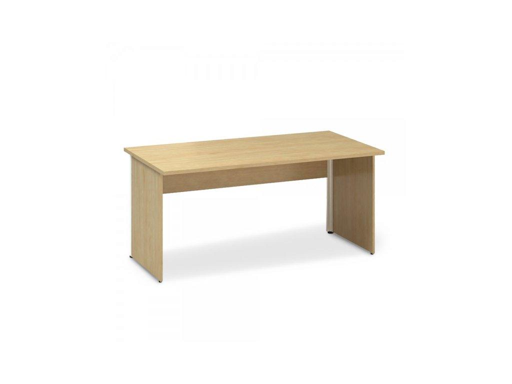 Stůl ProOffice A 80 x 160 cm / Hruška
