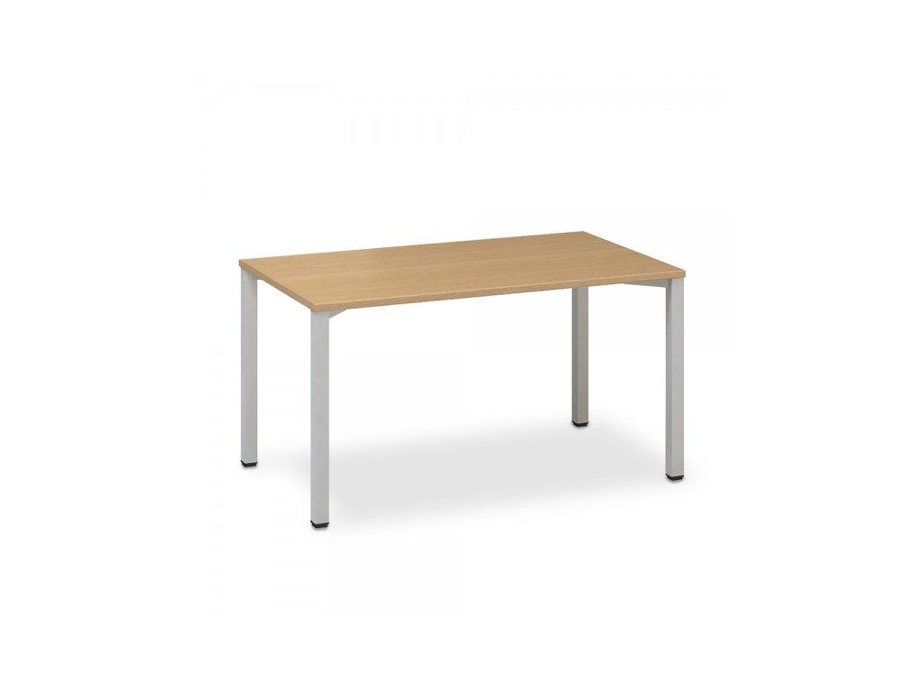 Stůl ProOffice B 80 x 140 cm / Buk