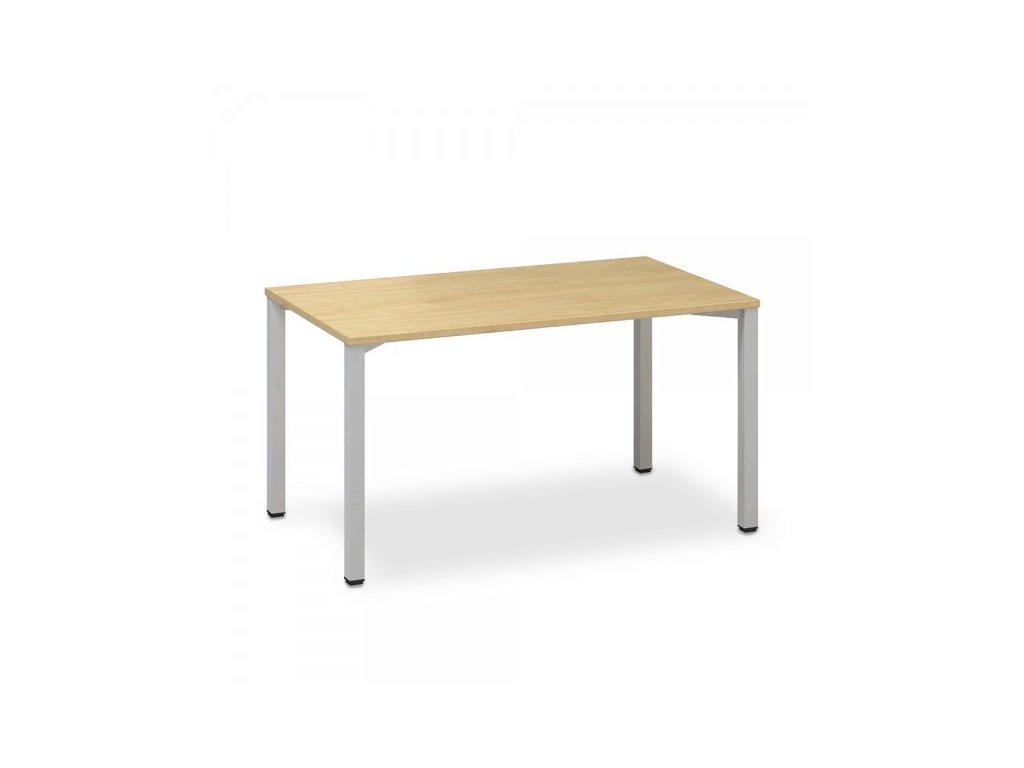Stůl ProOffice B 80 x 140 cm / Hruška
