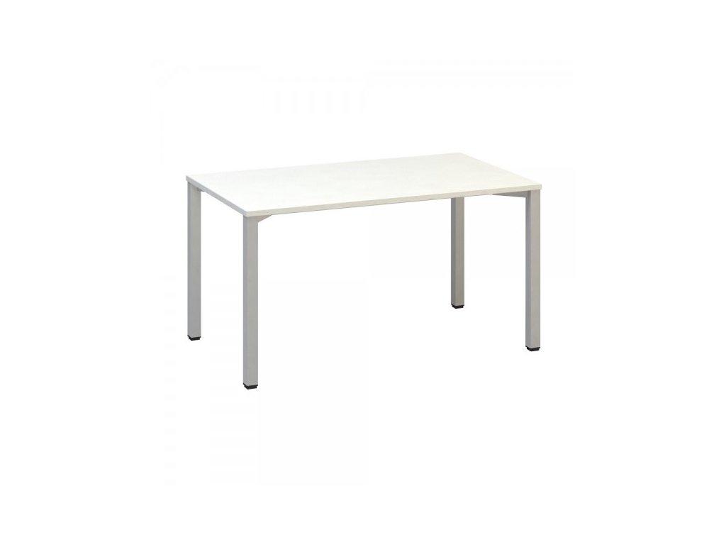 Stůl ProOffice B 80 x 140 cm / Bílá