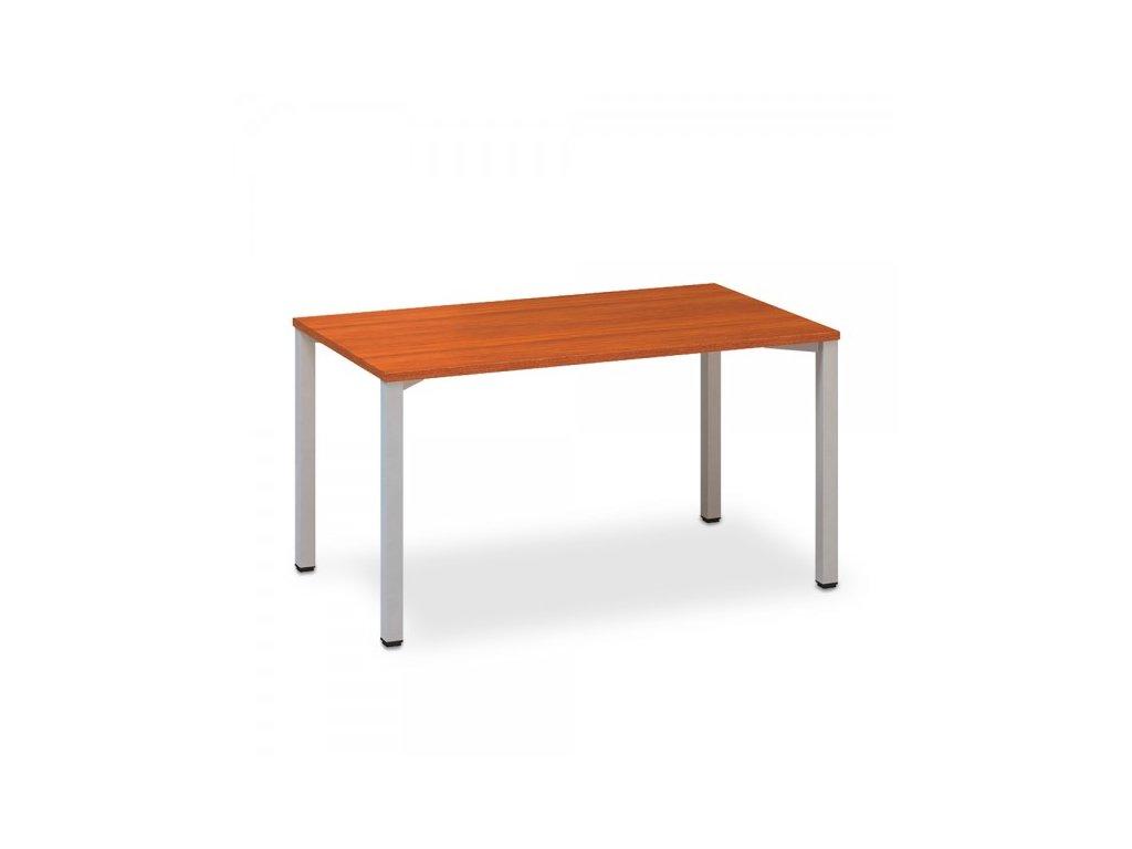 Stůl ProOffice B 70 x 140 cm / Třešeň