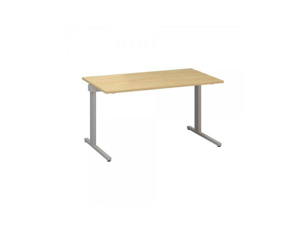 Stůl ProOffice C 80 x 140 cm