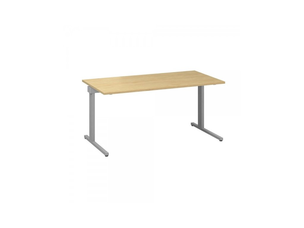 Stůl ProOffice C 80 x 160 cm