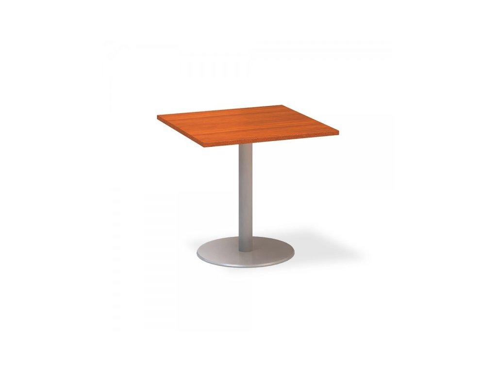 Jednací stůl ProOffice 80 x 80 cm / Třešeň