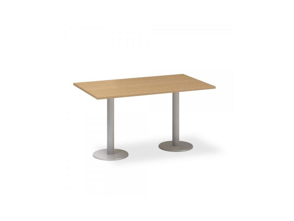 Jednací stůl ProOffice 140 x 80 cm / Buk
