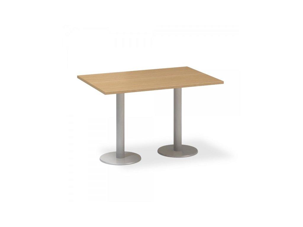 Jednací stůl ProOffice 120 x 80 cm / Buk