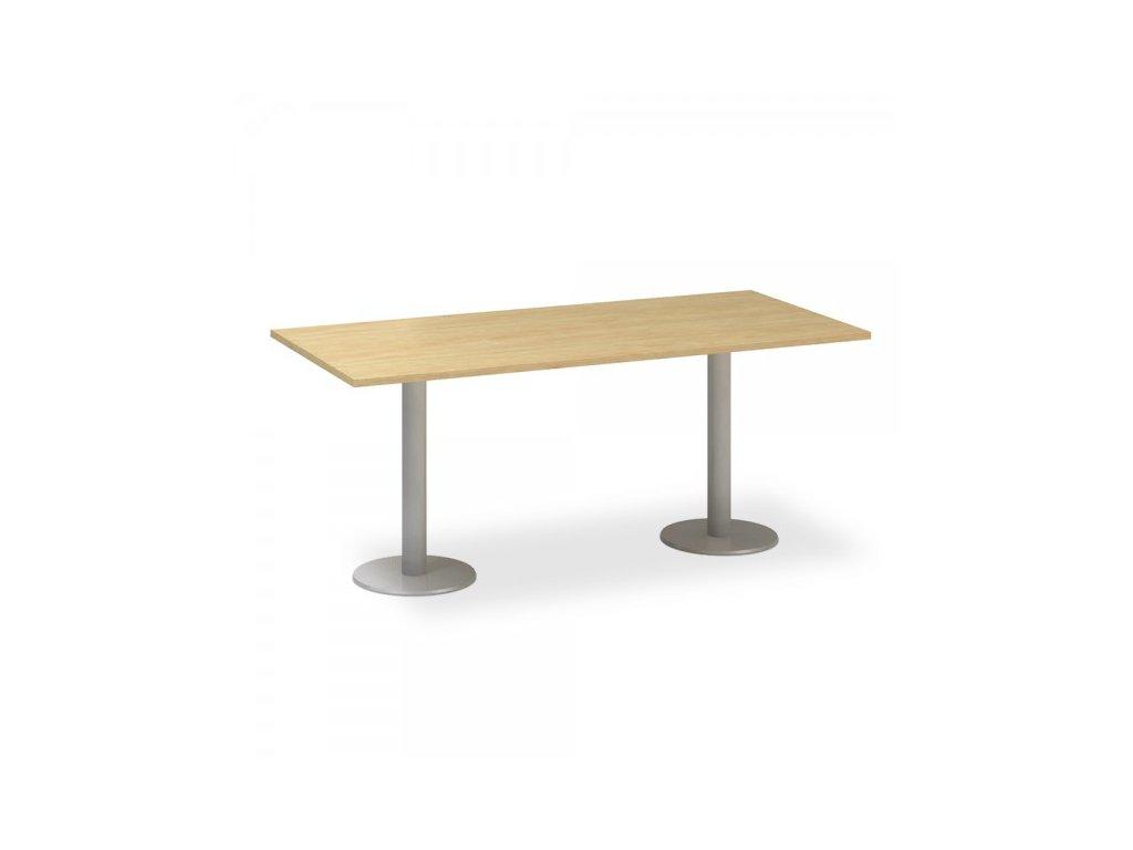Jednací stůl ProOffice 180 x 80 cm / Hruška