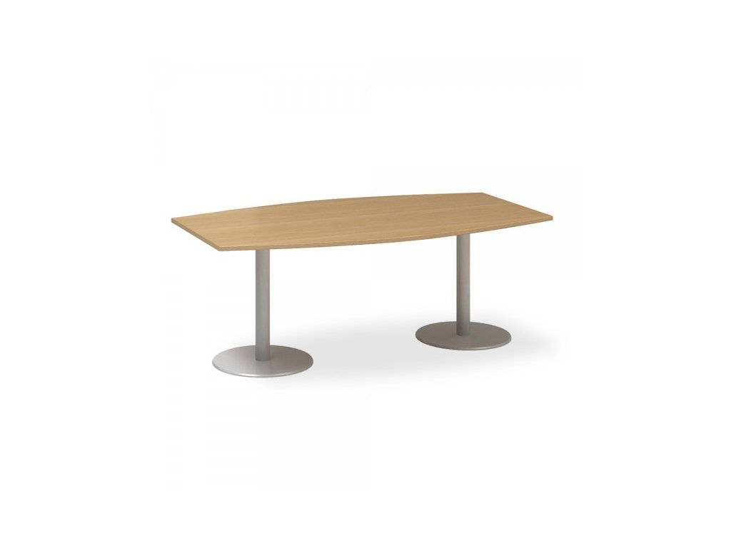 Jednací stůl ProOffice 200 x 110 cm / Buk
