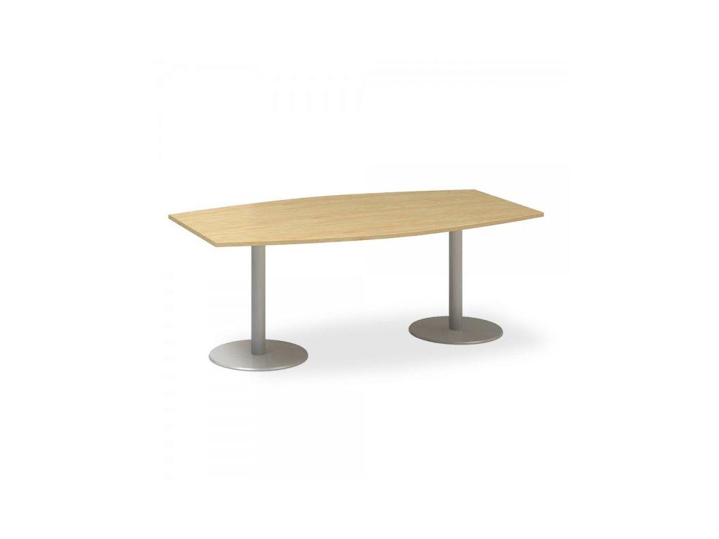 Jednací stůl ProOffice 200 x 110 cm / Hruška