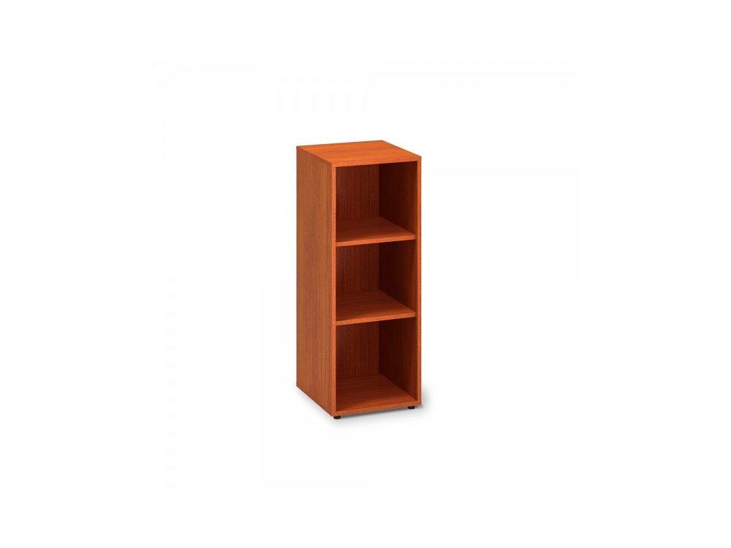 Střední úzká skříň ProOffice 40 x 45 x 106,3 cm / Třešeň
