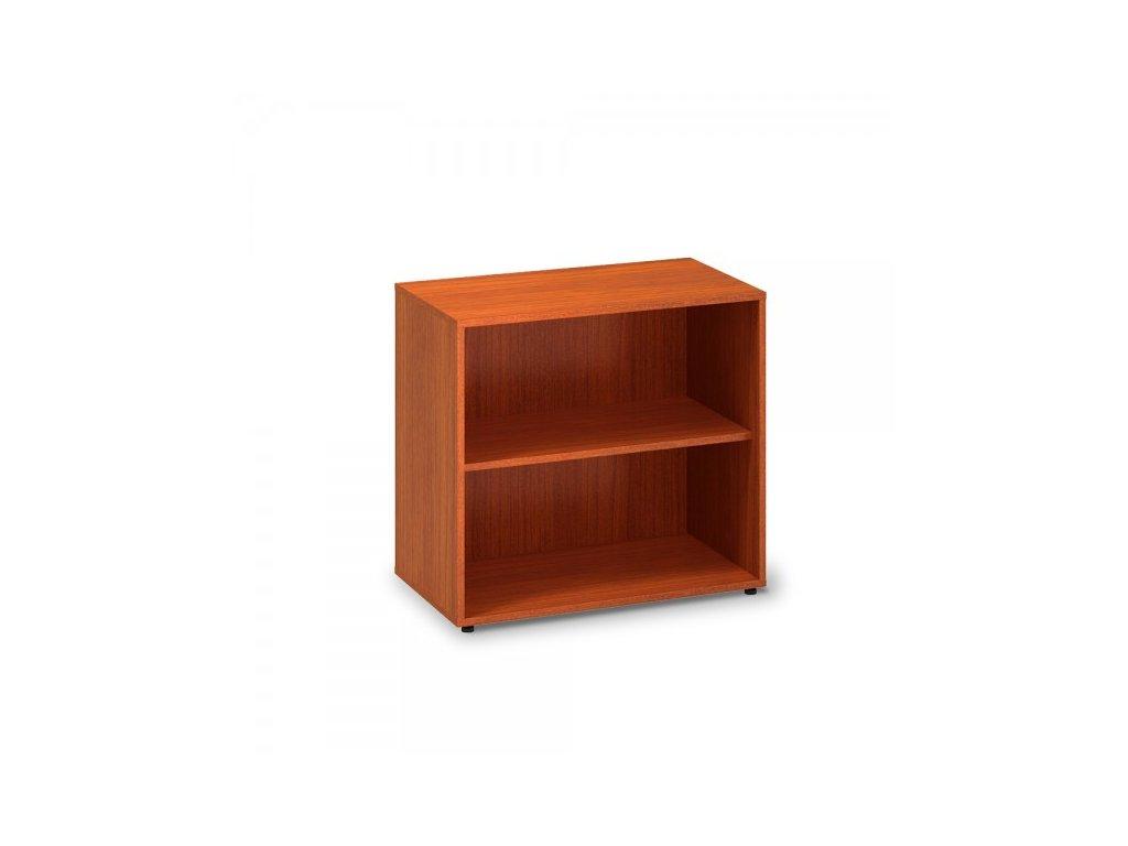 Nízká skříň ProOffice 80 x 45 x 73,5 cm / Třešeň