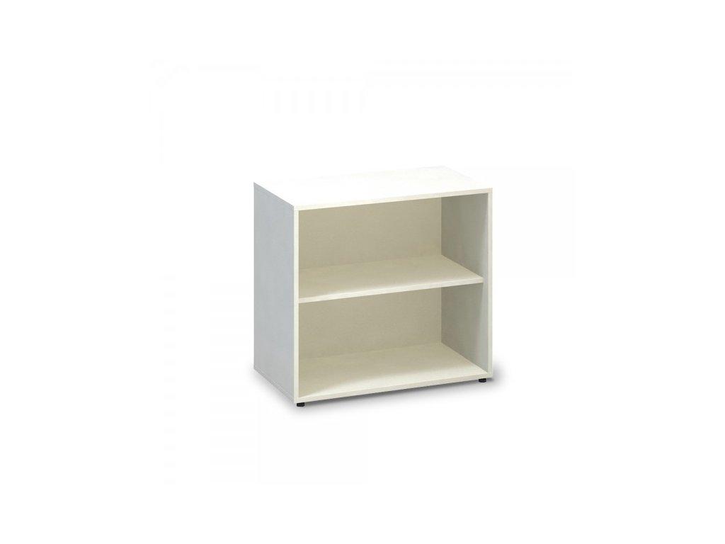Nízká skříň ProOffice 80 x 45 x 73,5 cm / Bílá