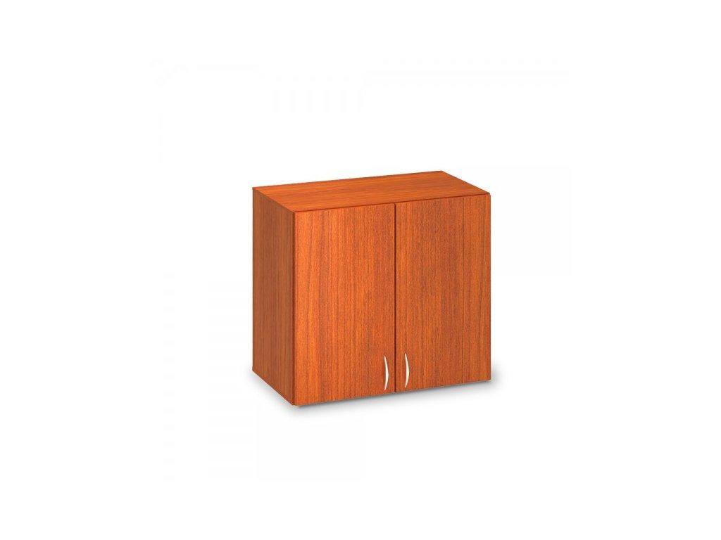 Nástavbová skříň ProOffice 80 x 47 x 71,7 cm / Třešeň