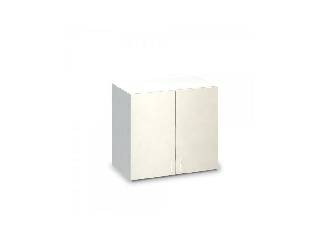 Nástavbová skříň ProOffice 80 x 47 x 71,7 cm / Bílá