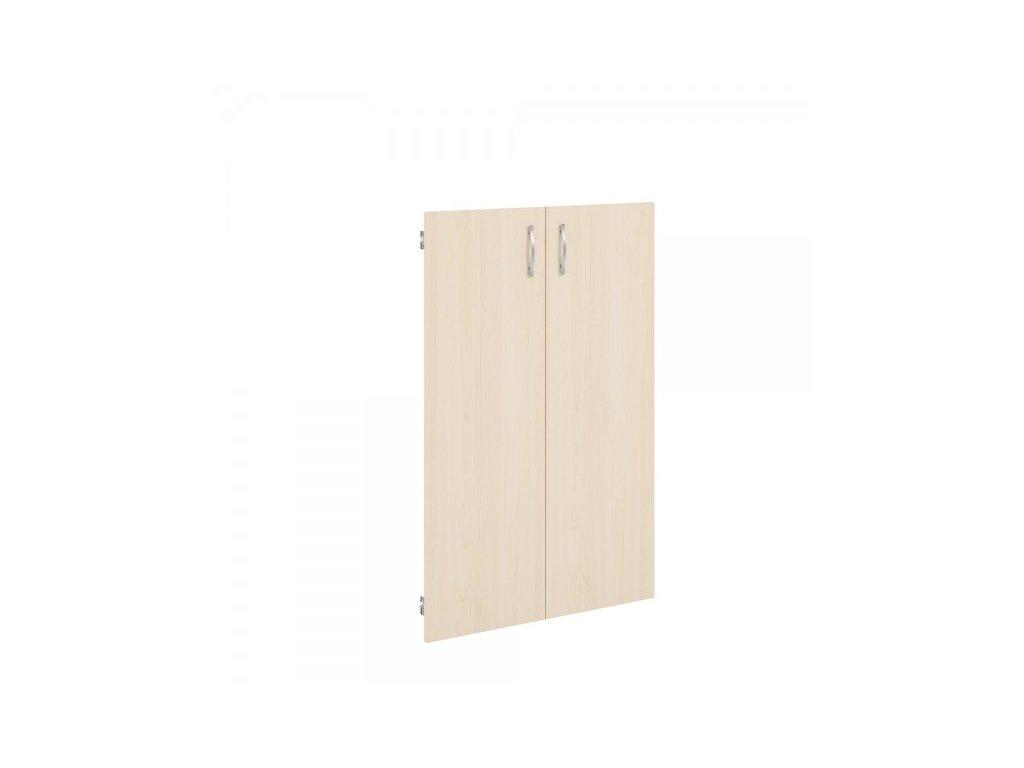 Dveře na skříň Impress 74 x 37 x 119,6 cm / Javor