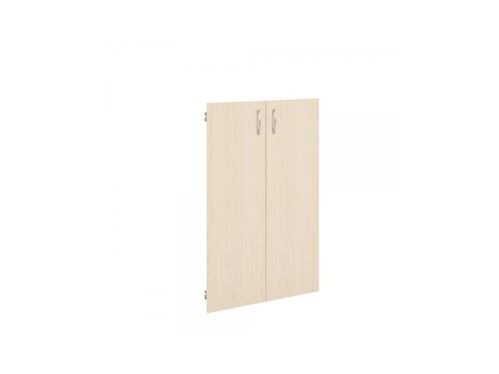 Dveře na skříň Impress 74 x 37 x 119,6 cm / Tmavý ořech