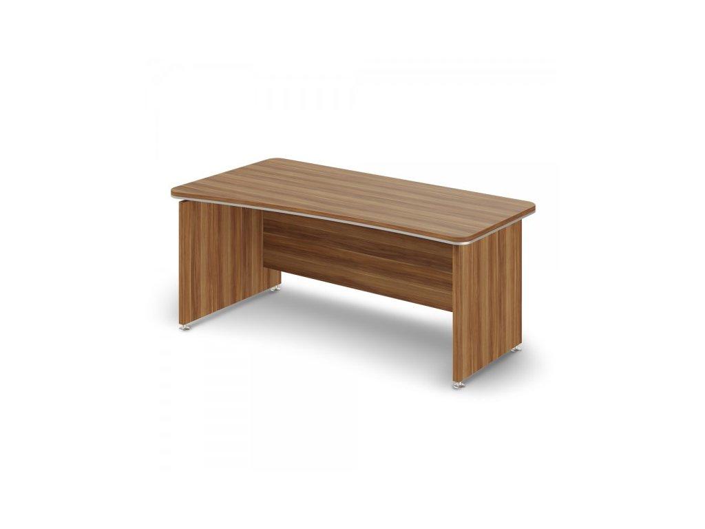 Ergonomický stůl TopOffice 180 x 94,8 cm, levý / Merano
