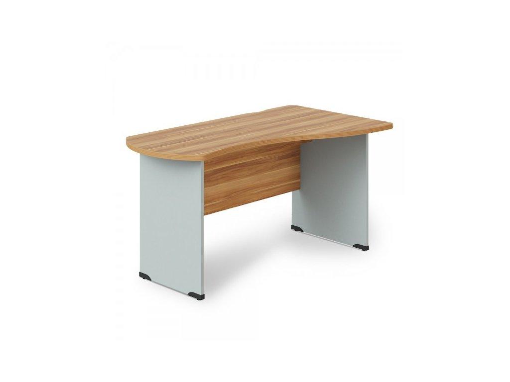 Rohový stůl Manager, pravý 140 x 80 cm  / Merano