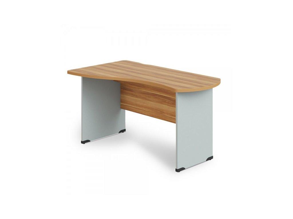 Rohový stůl Manager, levý 140 x 80 cm / Merano