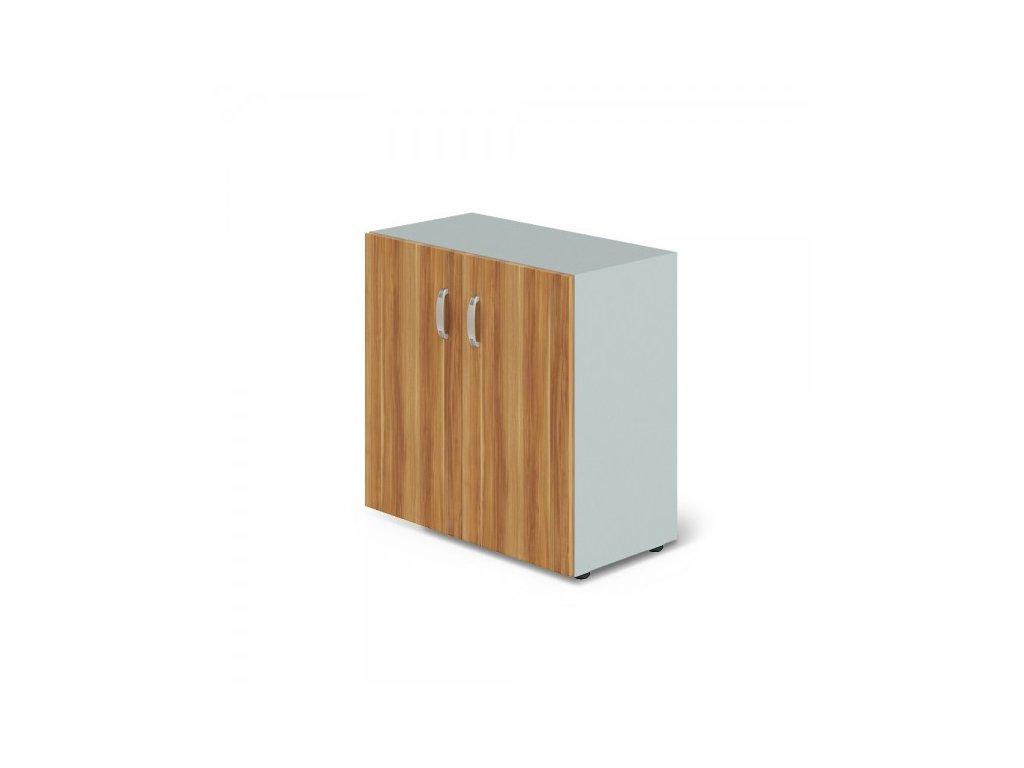 Nízká skříň Manager 79,9 x 42,2 x 80 cm / Merano
