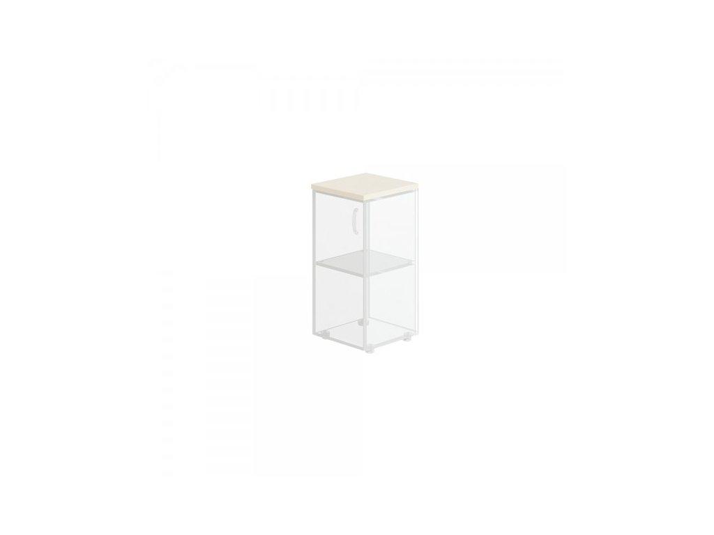 Obkladová deska Manager pro úzkou skříň / Bříza