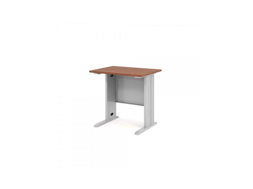 Stůl Impress 80 x 80 cm / Tmavý ořech