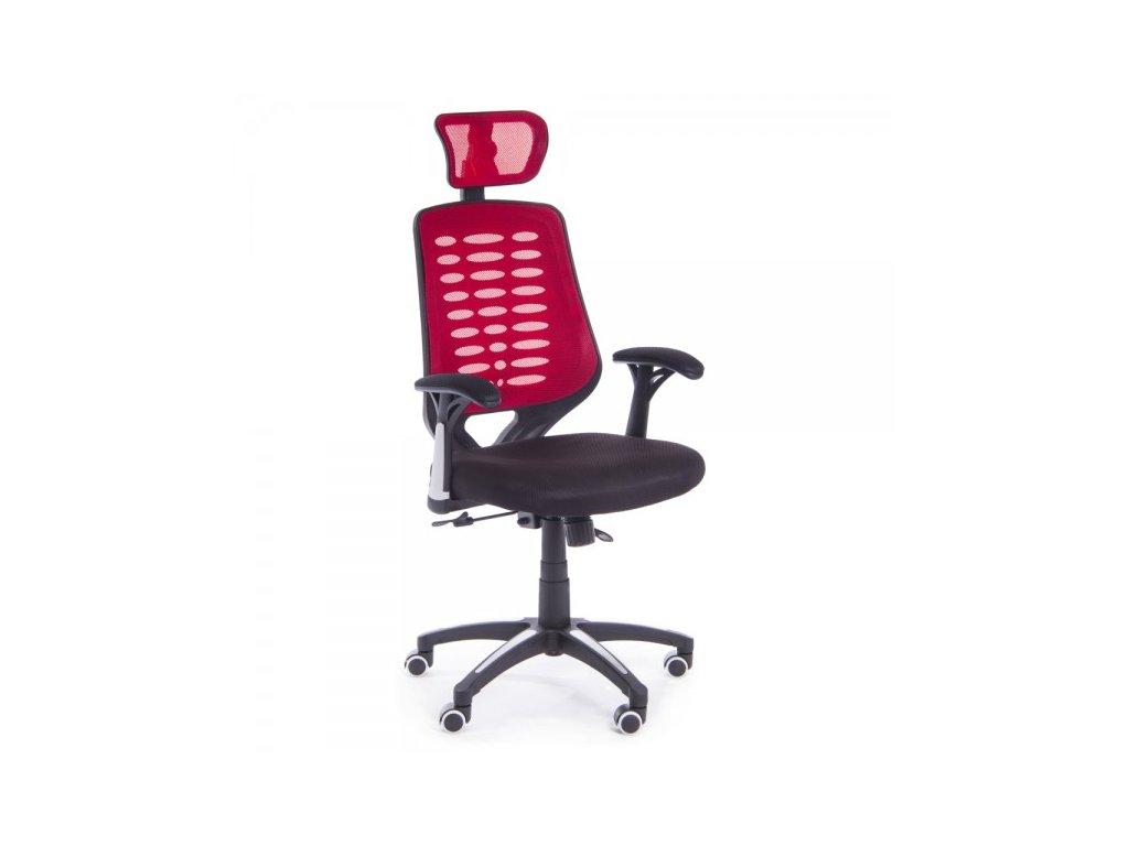 Kancelářská židle Stuart / červená