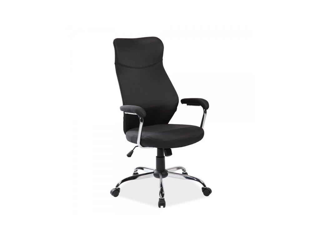 Kancelářská židle Brenda / černá