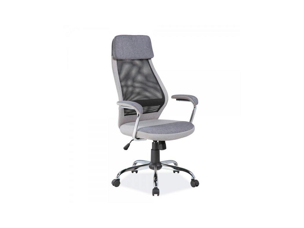 Kancelářská židle Hector / šedá