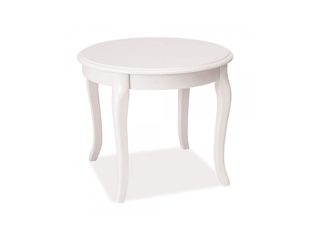 Konferenční stolek Jaxon / Bílá
