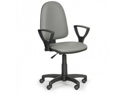 Pracovní židle Torino - s područkami