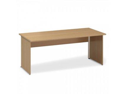 Stůl ProOffice A 80 x 180 cm / Buk