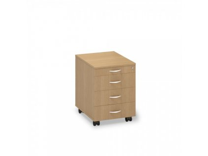 Kontejner ProOffice 44,3 x 60 cm / Buk