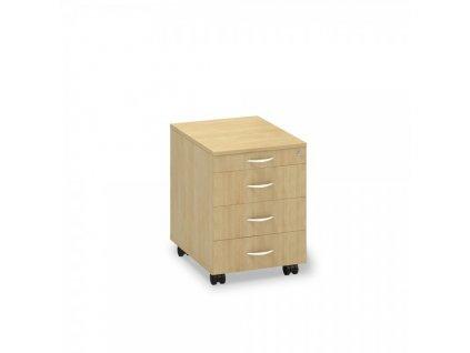 Kontejner ProOffice 44,3 x 60 cm / Hruška