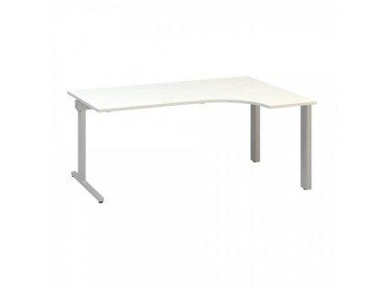 Ergonomický stůl ProOffice C 180 x 120 cm, pravý / Bílá