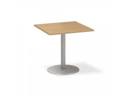 Jednací stůl ProOffice 80 x 80 cm / Buk
