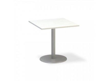 Jednací stůl ProOffice 80 x 80 cm / Bílá