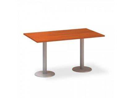Jednací stůl ProOffice 140 x 80 cm / Třešeň
