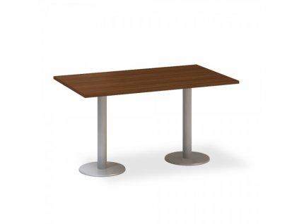 Jednací stůl ProOffice 140 x 80 cm / Ořech