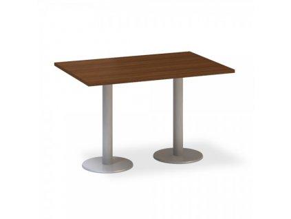 Jednací stůl ProOffice 120 x 80 cm / Ořech