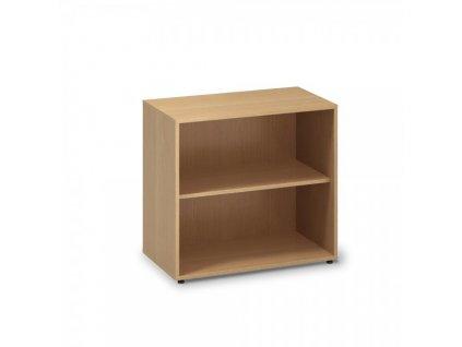 Nízká skříň ProOffice 80 x 45 x 74,2 cm / Buk