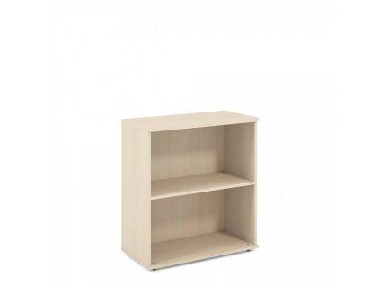 Nízká skříň Impress 74 x 37 x 80 cm / Javor