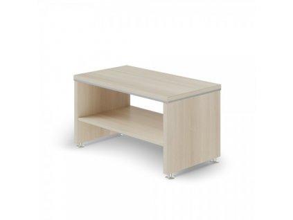 Jednací stůl TopOffice 90 x 50 cm / Světlý akát