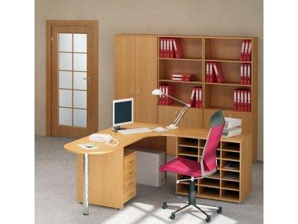 Kancelářský nábytek sestava Impress 2 / Javor