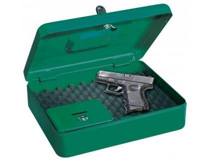 Kazeta na krátké zbraně GunBox