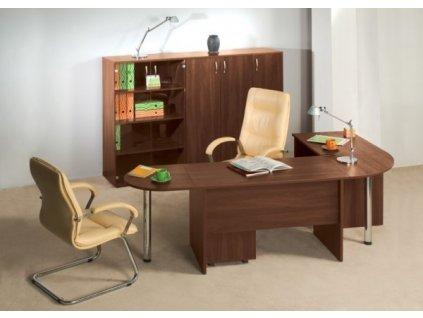Kancelářský nábytek sestava Impress 9 / Javor