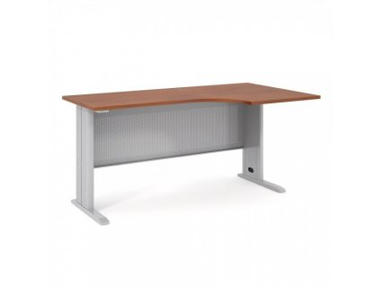 Ergonomický stůl Impress 160 x 90 cm, pravý / Javor